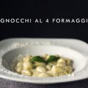 Gnocchi z 4 rodzajami sera, Chilita Rzeszów