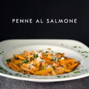 Penne al salmone, Chilita Rzeszów