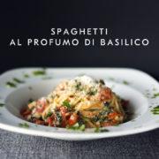 Spaghetti al profumo di basilico, Chilita