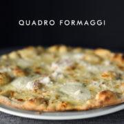 Pizza z 4 rodzajami sera, Chilita Rzeszów
