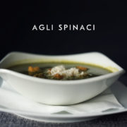 Agli spinaci, Chilita