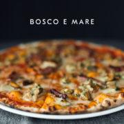 Pizza z mulami i borowikami, Chilita Rzeszów