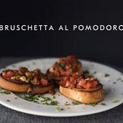 Bruschetta al pomodoro, Chilita
