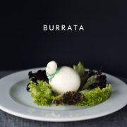 Burrata, świeży ser włoski, Chilita