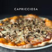 Pizza z szynką i pieczarkami, Chilita Rzeszów