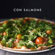 Pizza z łososiem, Chilita Rzeszów