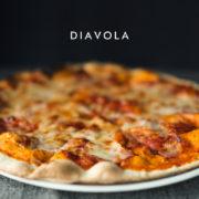 Pizza z salami, Chilita Rzeszów