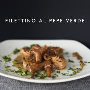 Filettino al pepe verde, Chilita