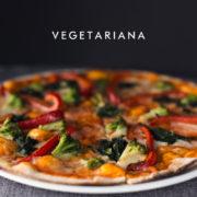 Pizza wegetariańska, Chilita, Rzeszów