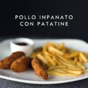Pollo inpanato con patatine, Chilita dla dzieci